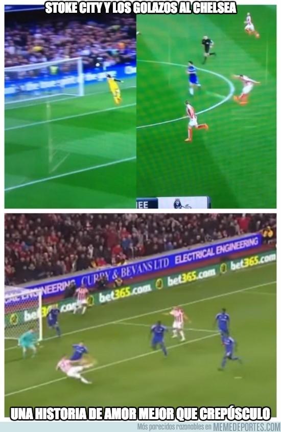 728675 - Stoke City y los golazos al Chelsea