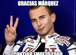 Enlace a El gran beneficiado del pique Márquez-Rossi