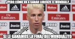 Enlace a Sergio Ramos no se entera de nada