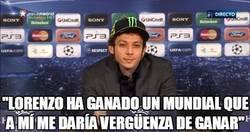 Enlace a Me suena las declaraciones de Rossi