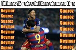 Enlace a Neymar y Suárez, intratables en Liga
