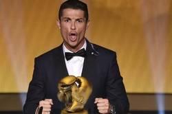 Enlace a El trofeo que ha ganado Cristiano tras terminar el partido en Sevilla