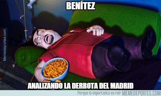 730601 - Mientras tanto, Benítez...