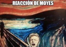 Enlace a Reacción de Moyes