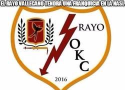 Enlace a El Rayo Vallecano tendrá una franquicia en la NASL