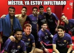 Enlace a Sergio Ramos no tiene remedio