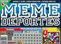 Enlace a ¡La 6ª edición de la revista Memedeportes!