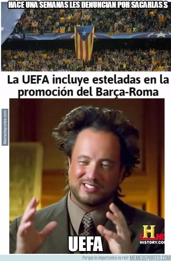 732375 - Nadie entiende a la UEFA