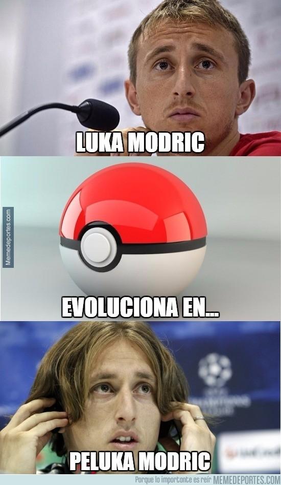 732741 - La evolución de Luka Modric
