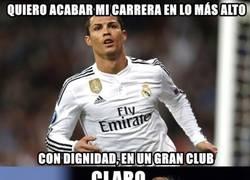 Enlace a Cristiano Ronaldo habla sobre su retirada