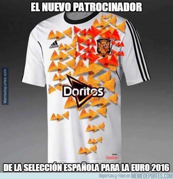 732816 - El origen de la camiseta de la selección española