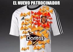 Enlace a El origen de la camiseta de la selección española
