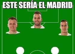Enlace a El Real Madrid con canteranos