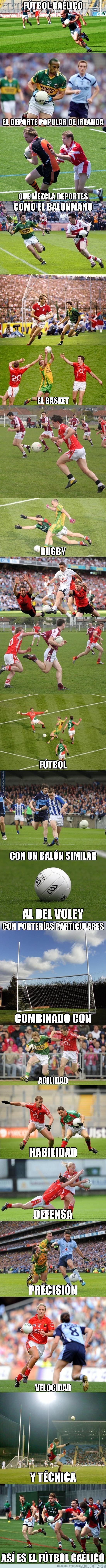 733832 - El fútbol gaélico