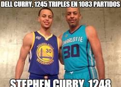 Enlace a Un dato de Stephen Curry que vas a alucinar