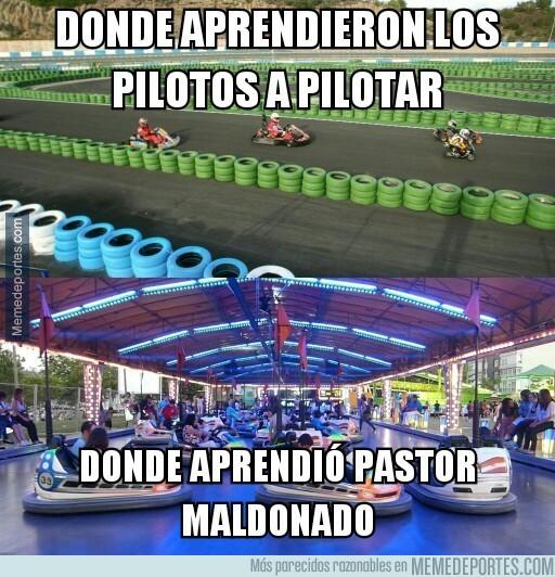 734004 - Maldonado la lía siempre