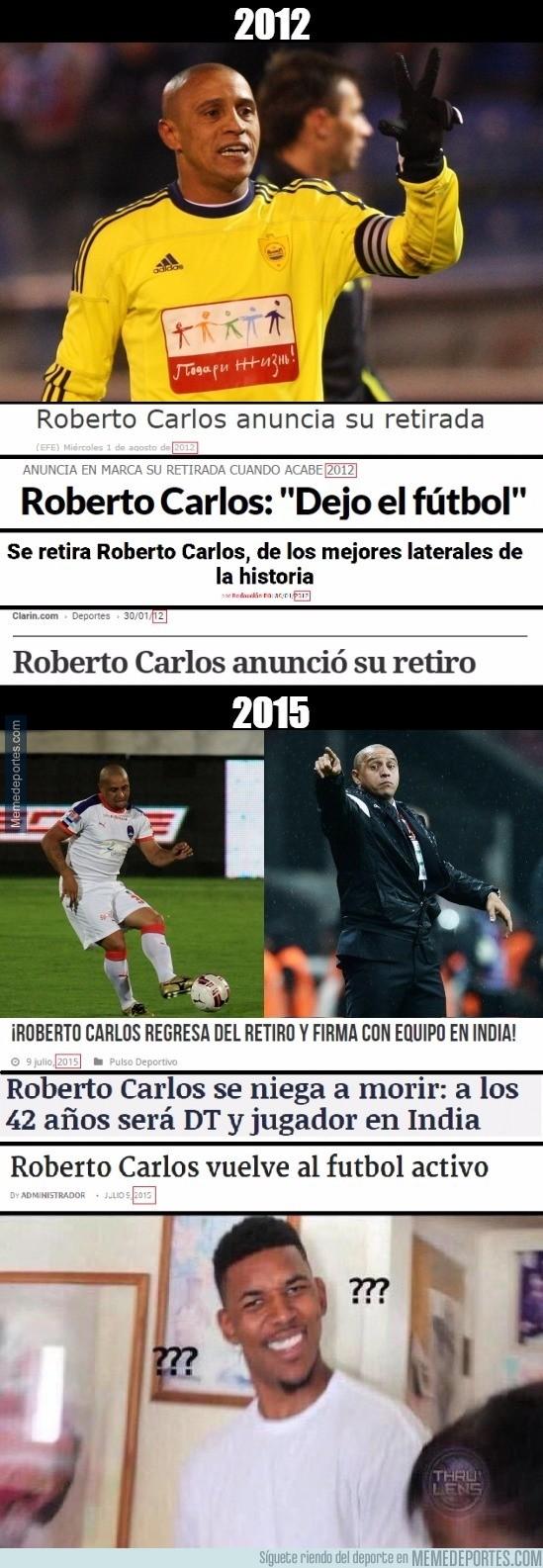 734614 - Roberto Carlos nos confunde, ¿a qué juegas?
