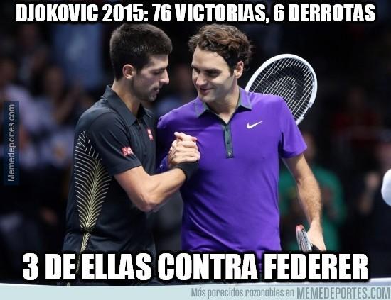 735344 - Federer sabe ganar a Djokovic