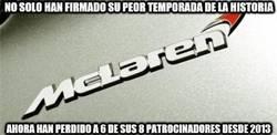 Enlace a McLaren se queda solo casi
