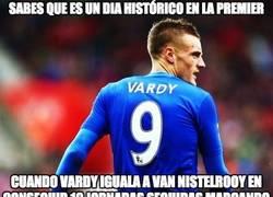Enlace a ¡Histórico Vardy!