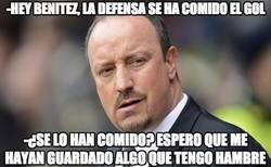 Enlace a Benítez analizando el gol de Suárez