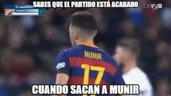 Enlace a Luis Enrique trolleando al Madrid