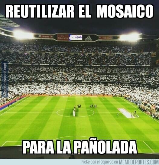 739199 - Lo tenían todo pensado en el Bernabéu