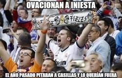 Enlace a La afición del Madrid es rarísima