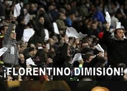 Enlace a El Bernabéu es un clamor contra Florentino