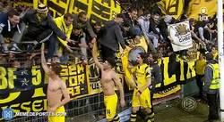 Enlace a ¿Por qué el Dortmund tiene una de las mejores aficiones del mundo? Por acciones como éstas