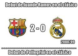 Enlace a Muy difícil debutar en El Clásico para los entrenadores del Real Madrid