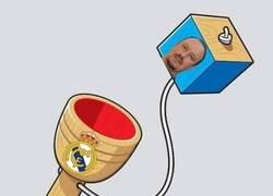 Enlace a Situación de Benítez con el Real Madrid