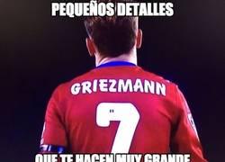 Enlace a Así está jugando Griezmann