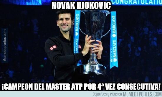 740916 - El Maestro del tenis
