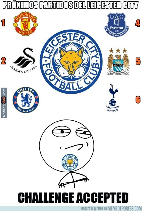 740997 - El Leicester no la va a tener fácil