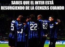 Enlace a El Inter de Milan es el ave Fénix de este año en la Serie A