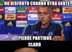 Enlace a Te creemos Mourinho