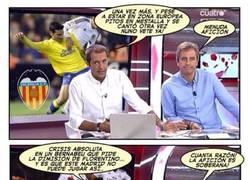 Enlace a Diferencias en la prensa entre equipos españoles, por@humorche