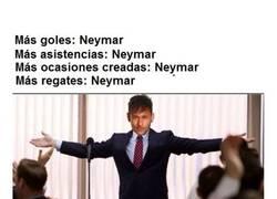 Enlace a Alguien lo está petando esta temporada y no es Messi ni Cristiano