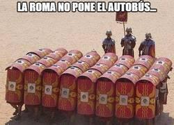 Enlace a La Roma es diferente