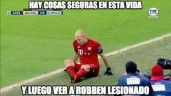Enlace a Robben y su tradición
