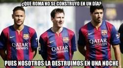 Enlace a ¡El Barça está arrasando por donde pasa!