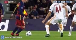 Enlace a GIF: Romper caderas nivel: Messi