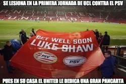 Enlace a Gran gesto del United