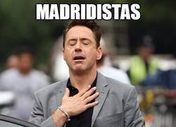 Enlace a Casi remontan al Madrid, unos minutos más y desastre...