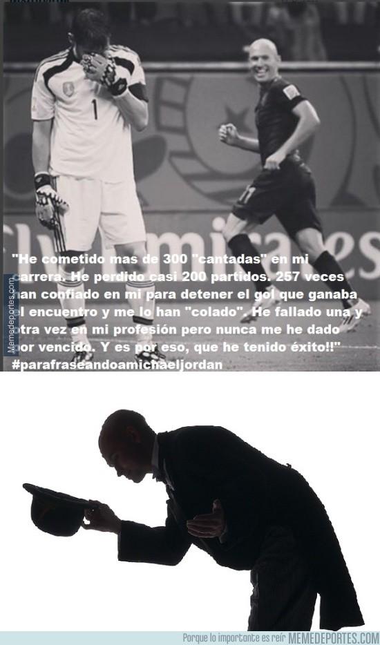 744316 - Casillas reconociendo errores en su Instagram. ¡Grande!