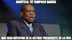 Enlace a ¿Sabías quién es el presidente actual de la FIFA?