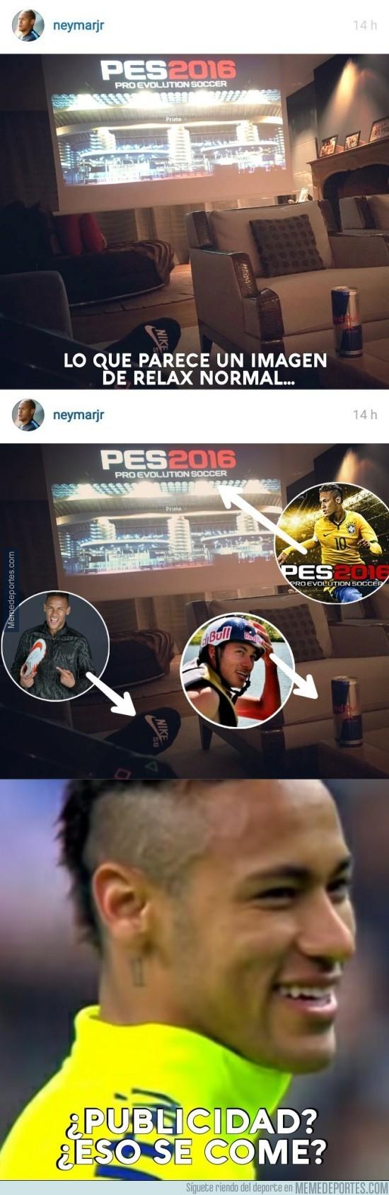 744978 - Neymar lo tiene todo planeado