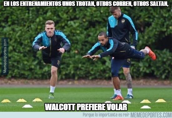 745045 - Walcott y sus entrenamientos