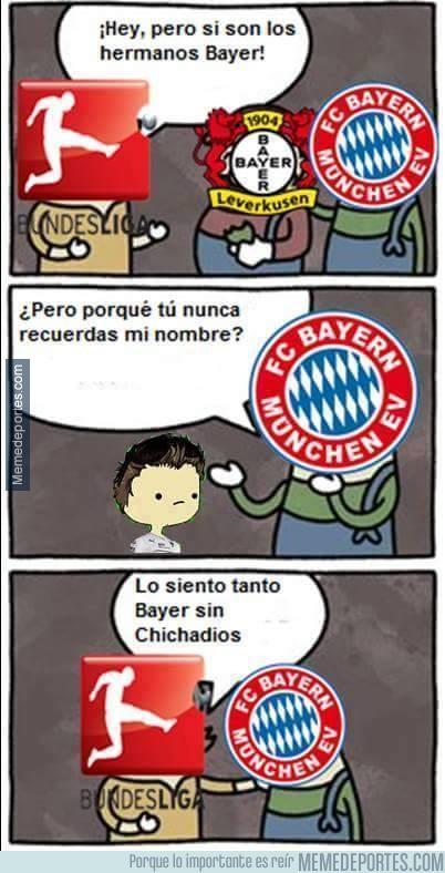 745079 - El problema del Bayern